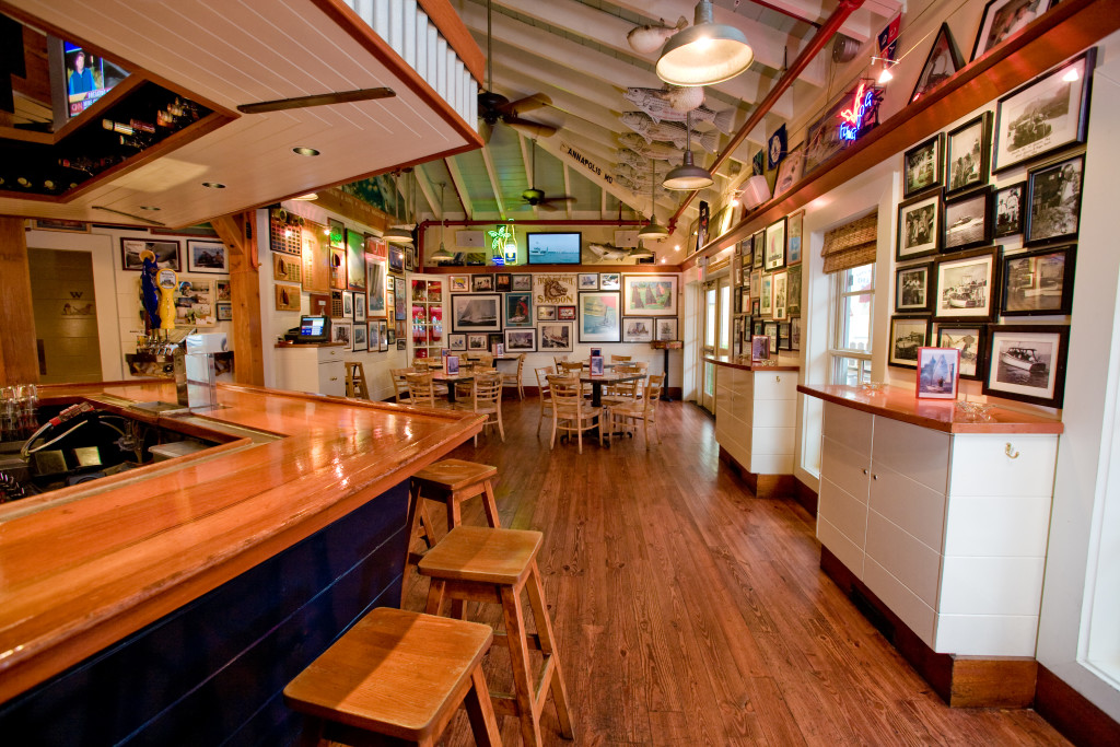 RENOVATION & ADDITIONS TO BOATYARD BAR & GRILL, BY Brown Contracting Company, Inc.  FOOD SHOOTS FOR BOATYARD BAR & GRILL