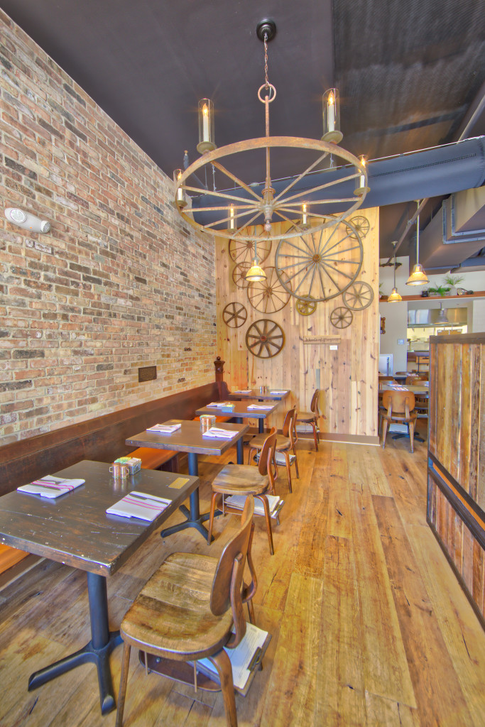 Light House Bistro by Brown Contracting Company Annapolis Maryland